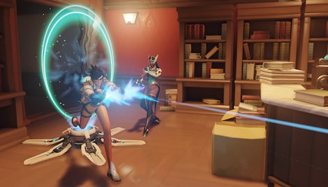 Overwatch: Game of the Year Edition Blizzard Key GLOBAL - játék - 25