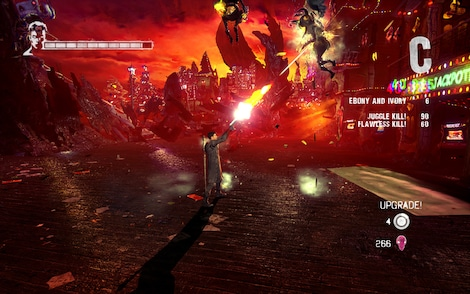 DmC: Devil May Cry Steam Key GLOBAL - gameplay - 9