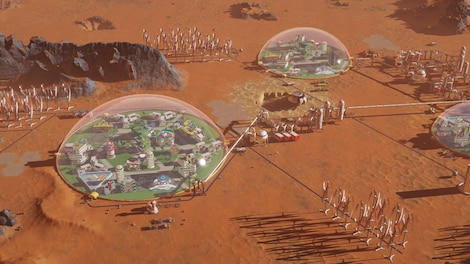 Surviving Mars Steam Key GLOBAL - rozgrywka - 3