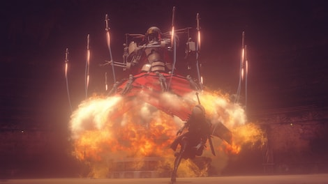 NieR: Automata Steam Key GLOBAL - gameplay - 4