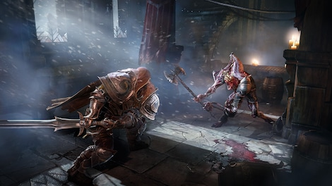 Lords of the Fallen Game of the Year Edition Steam Key GLOBAL - rozgrywka - 12