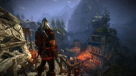 The Witcher 2 Assassins of Kings Enhanced Edition Steam Key GLOBAL - gameplay - 8