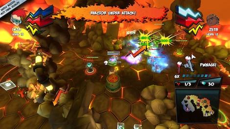 ZAMB! Biomutant Extermination Steam Key GLOBAL - gameplay - 4