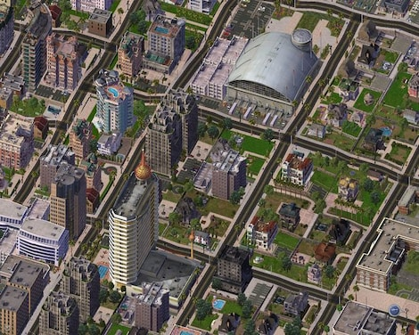 SimCity™ 4 Deluxe Edition」をMac App Storeで