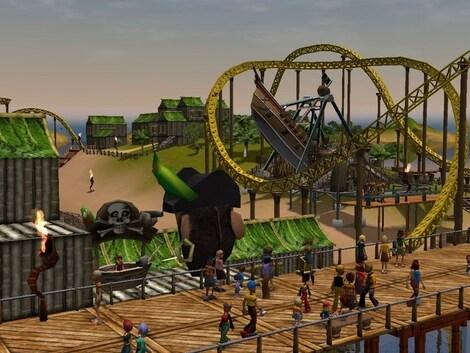RollerCoaster Tycoon 3: Platinum Steam Key GLOBAL - gameplay - 7