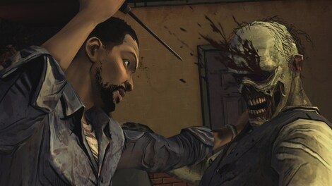The Walking Dead: The Complete First Season PSN Key PS4 NORTH AMERICA - gameplay - 4