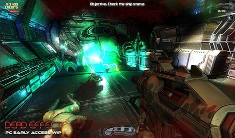 Dead Effect Steam Key GLOBAL - rozgrywka - 6