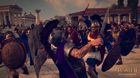 Total War: ROME II - Emperor Edition + 4 DLCs Steam Key GLOBAL - rozgrywka - 4