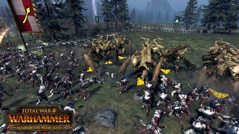 Total War: WARHAMMER - The Realm of the Wood Elves Key Steam GLOBAL - screenshot - 8