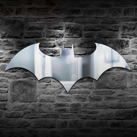 Batman Logo Mirror - DC Comics