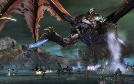 Guild Wars 2 Heroic Edition NCSoft Key GLOBAL - rozgrywka - 5