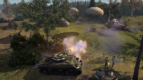 Company of Heroes 2 - The Western Front Armies Key Steam GLOBAL - screenshot - 6