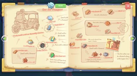 My Time At Portia Steam Key GLOBAL - gameplay - 6