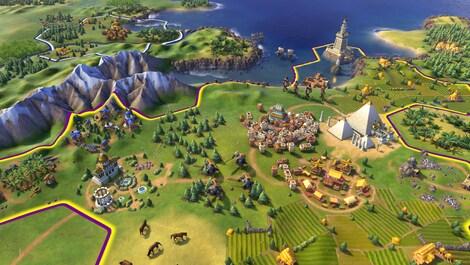 Sid Meier's Civilization VI Steam Key RU/CIS - gameplay - 5