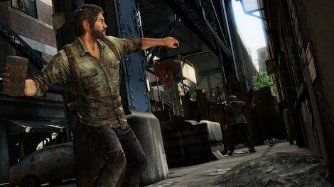 The Last of Us Remastered PSN Key PS4 NORTH AMERICA - gameplay - 15