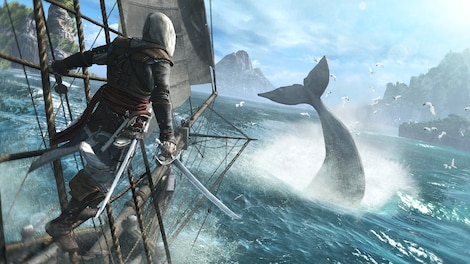 Assassin's Creed IV: Black Flag Uplay Key GLOBAL - gameplay - 9