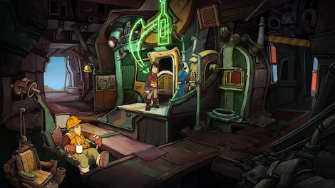 Deponia Trilogy Steam Key GLOBAL - gameplay - 2
