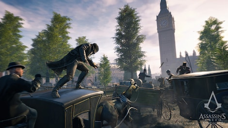 Assassin's Creed Syndicate - The Darwin and Dickens Conspiracy Key Uplay GLOBAL