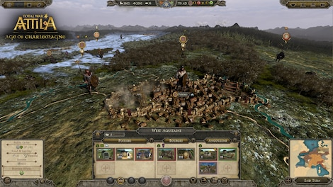 Total War: ATTILA - Age of Charlemagne Campaign Pack Key Steam RU/CIS - screenshot - 18