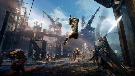Middle-earth: Shadow of Mordor Game of the Year Edition PSN Key PS4 NORTH AMERICA - gameplay - 5