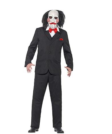 Men's Saw Jigsaw Costume