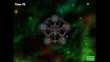 Puzzle Galaxies Steam Key GLOBAL