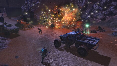 Red Faction Guerrilla Re-Mars-tered Steam Key GLOBAL - rozgrywka - 7