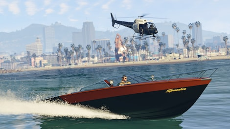 Grand Theft Auto V Steam Key GLOBAL - gameplay - 12