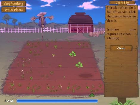 Flower Shop: Summer In Fairbrook Steam Key GLOBAL - gameplay - 10
