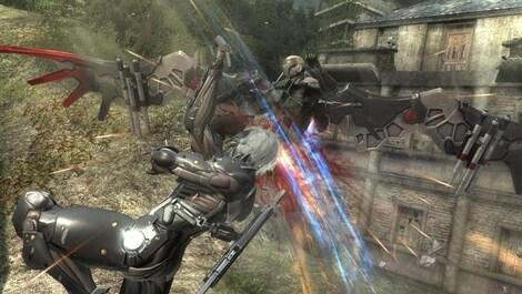 Metal Gear Rising: Revengeance Steam Key EUROPE - gameplay - 25