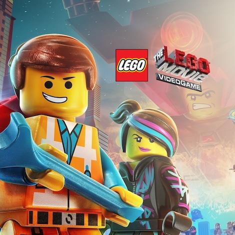 The LEGO Movie Videogame Steam Key GLOBAL - box