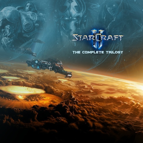 StarCraft 2: Campaign Collection Blizzard Key GLOBAL - gameplay - 3