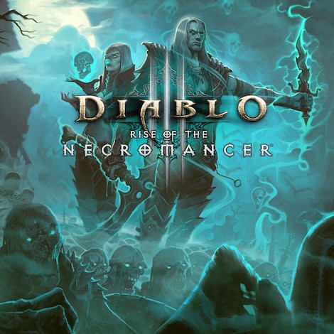 Diablo 3: Rise of the Necromancer Pack Battle net Key GLOBAL