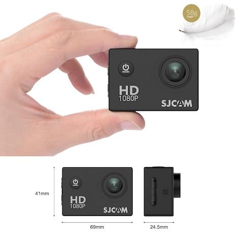 SJCAM SJ4000 WIFI Action Camera FHD1080P waterproof Underwater Camera 12MP Sports Camcorder - product photo 5
