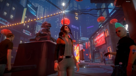 Dreamfall Chapters Special Edition Steam Key GLOBAL - gameplay - 12