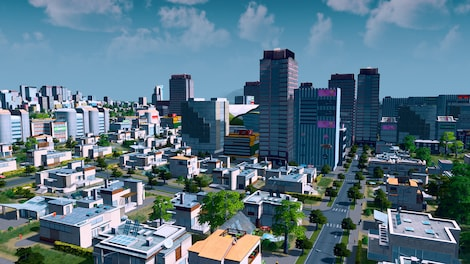 Cities: Skylines Deluxe Edition Steam Key GLOBAL - gameplay - 13