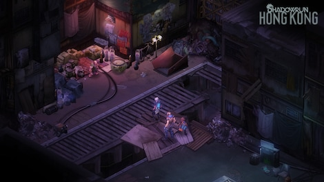 Shadowrun: Hong Kong - Extended Edition Steam Key GLOBAL - gameplay - 14