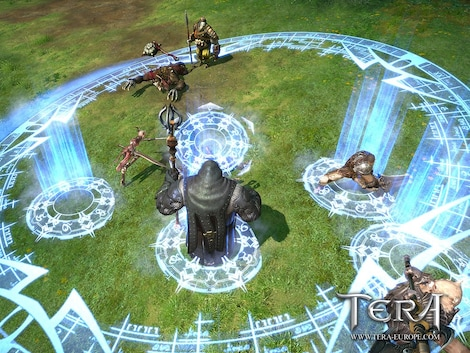 Tera Online Standard Gameforge Key EUROPE - gameplay - 4