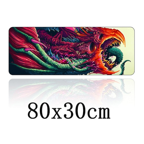 New Mouse Pad Soft Table Protector Quality Cloth Mice Gamer Keyboard Rubber Mat