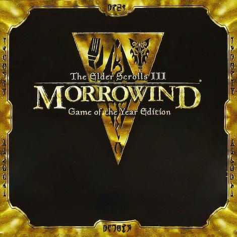 The Elder Scrolls III: Morrowind GOTY Edition Steam Gift GLOBAL