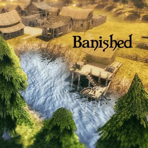 Banished Steam Key GLOBAL - játék - 9