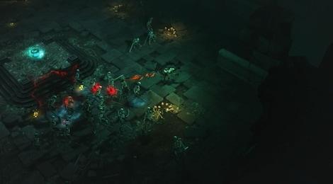Diablo 3 Battlechest Blizzard Key PC GLOBAL - gameplay - 15