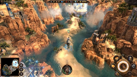 Might & Magic Heroes VII Uplay Key GLOBAL - rozgrywka - 3