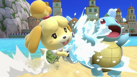 Super Smash Bros. Ultimate Nintendo Key Nintendo Switch EUROPE - gameplay - 8
