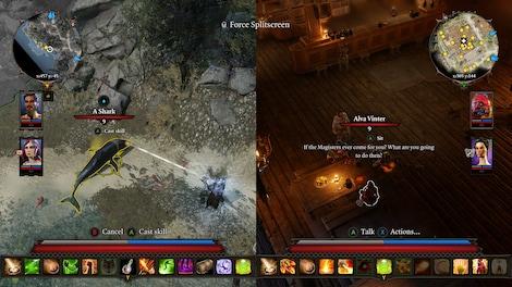 Divinity: Original Sin 2 Steam Key GLOBAL - gameplay - 8