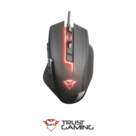Trust Gaming GXT 164 Sikanda Black