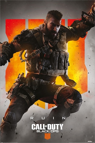 Call of Duty: Black Ops 4 Ruin Maxi Poster 61x91 . 5cm