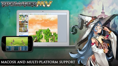 RPG Maker MV Steam Key GLOBAL - screenshot - 9