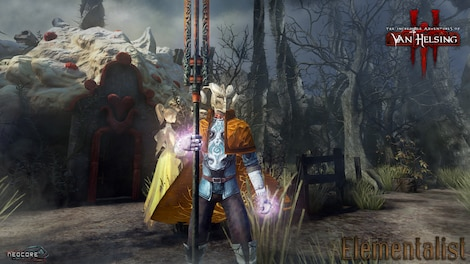 The Incredible Adventures of Van Helsing III Steam Key GLOBAL - gameplay - 9