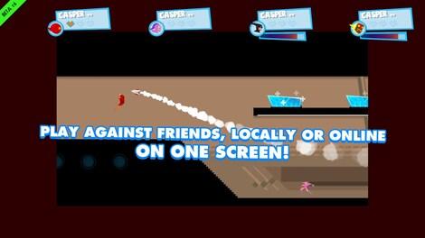 SpeedRunners Steam Key GLOBAL - gameplay - 5